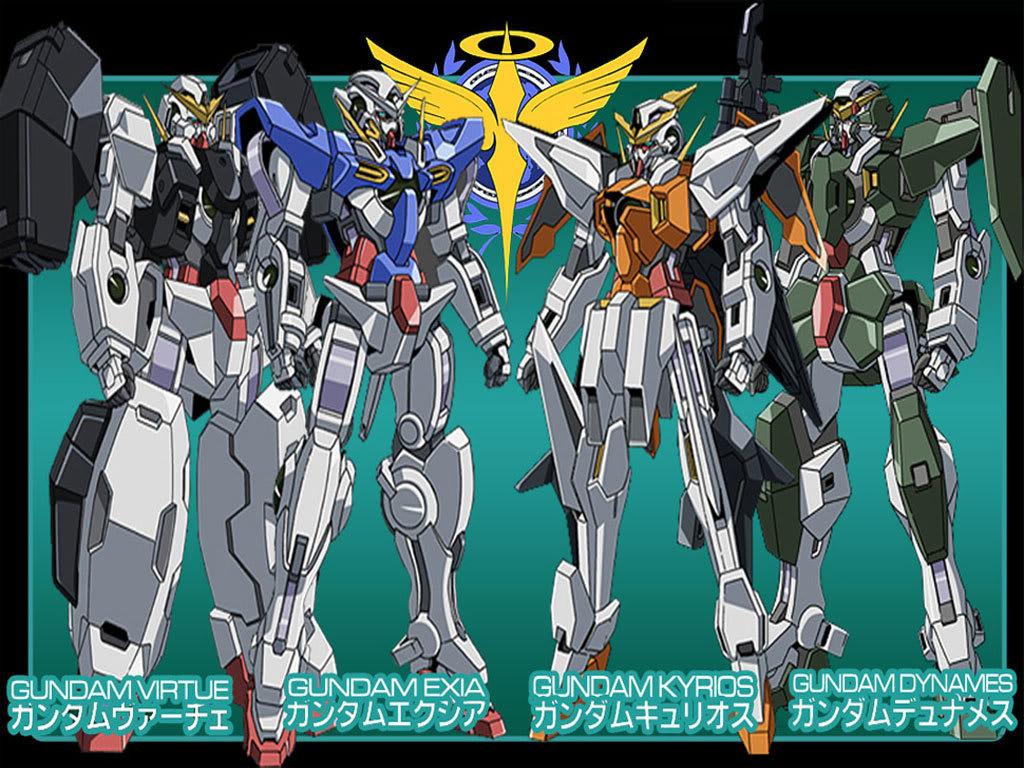 Mobile Suit Gundam 00 Wallpapers Anime Hq Mobile Suit Gundam 00