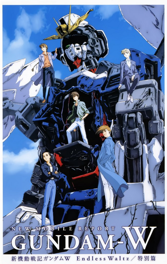 Most Viewed Mobile Suit Gundam Wing Wallpapers 4k Wallpapers