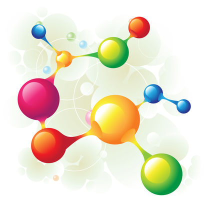 Molecule High Quality Background on Wallpapers Vista
