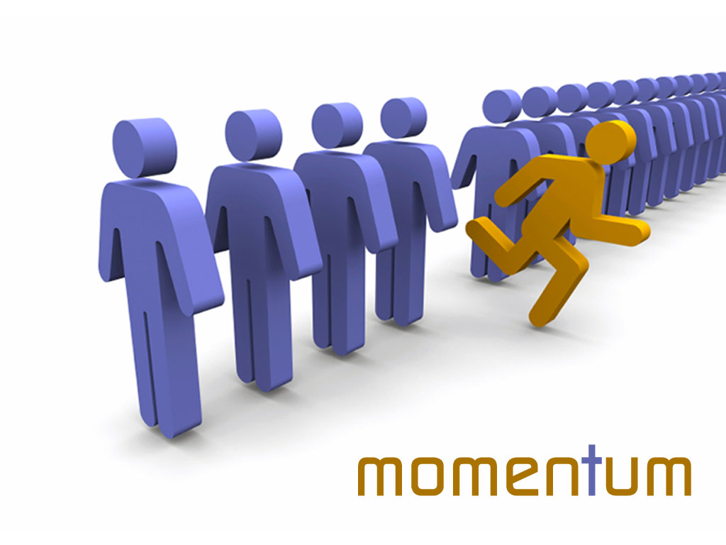 Momentum Backgrounds on Wallpapers Vista