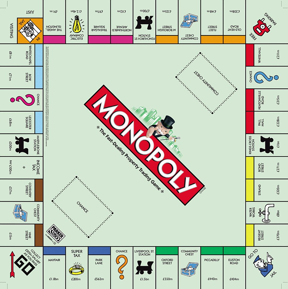 Monopoly High Quality Background on Wallpapers Vista