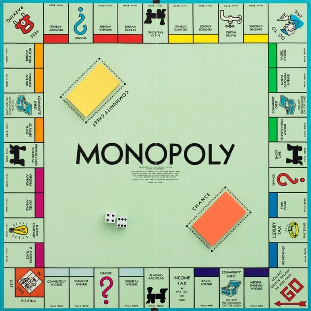 Monopoly Pics, Game Collection
