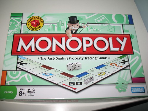 500x375 > Monopoly Wallpapers