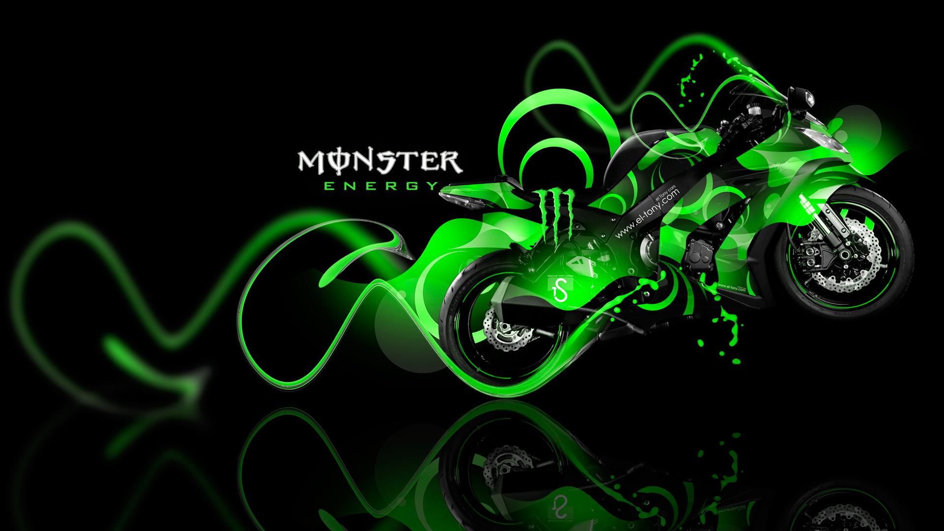High Resolution Wallpaper | Monster 1920x1080 px