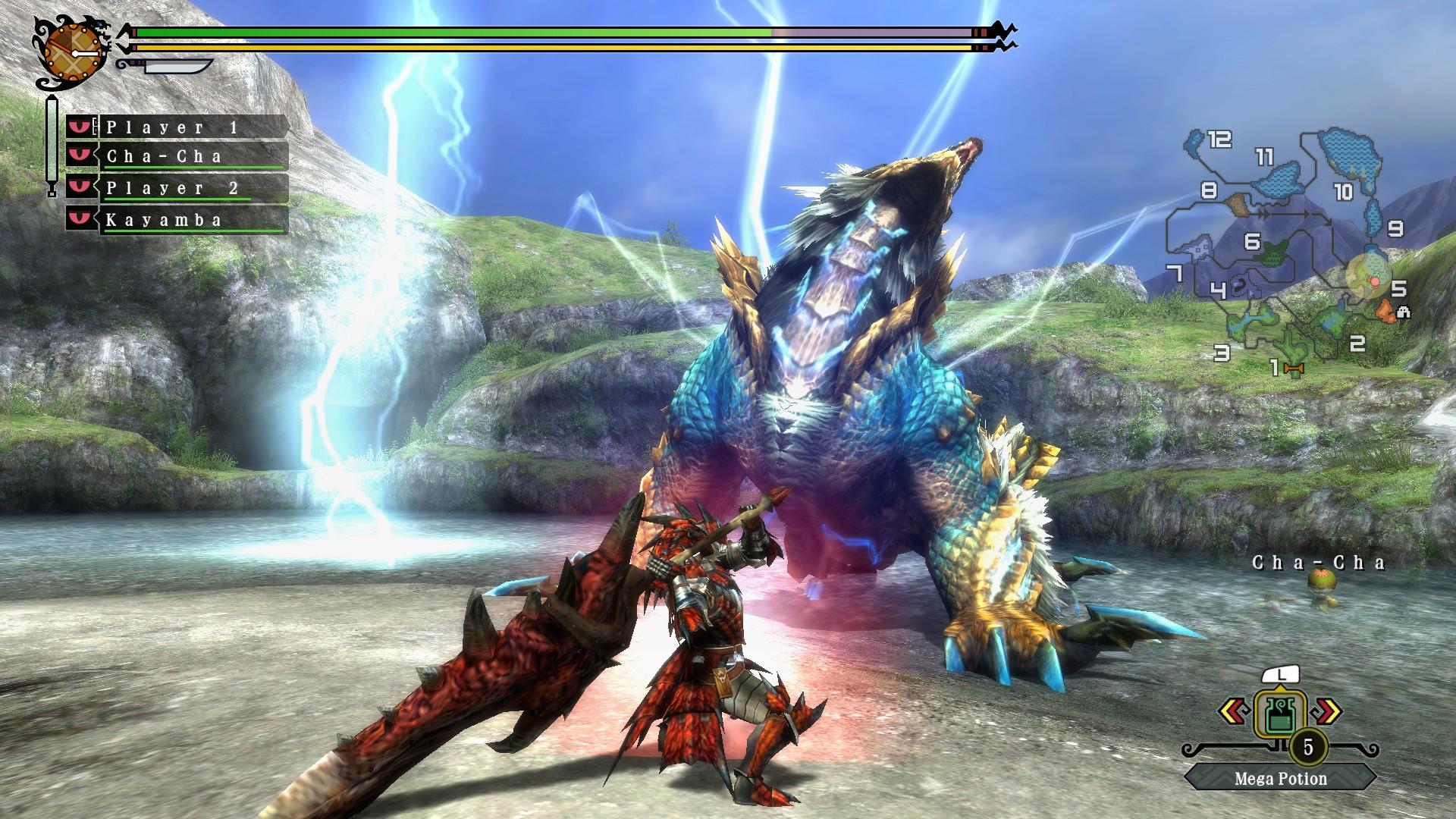 Monster Hunter 3 Ultimate Wallpapers Video Game Hq Monster