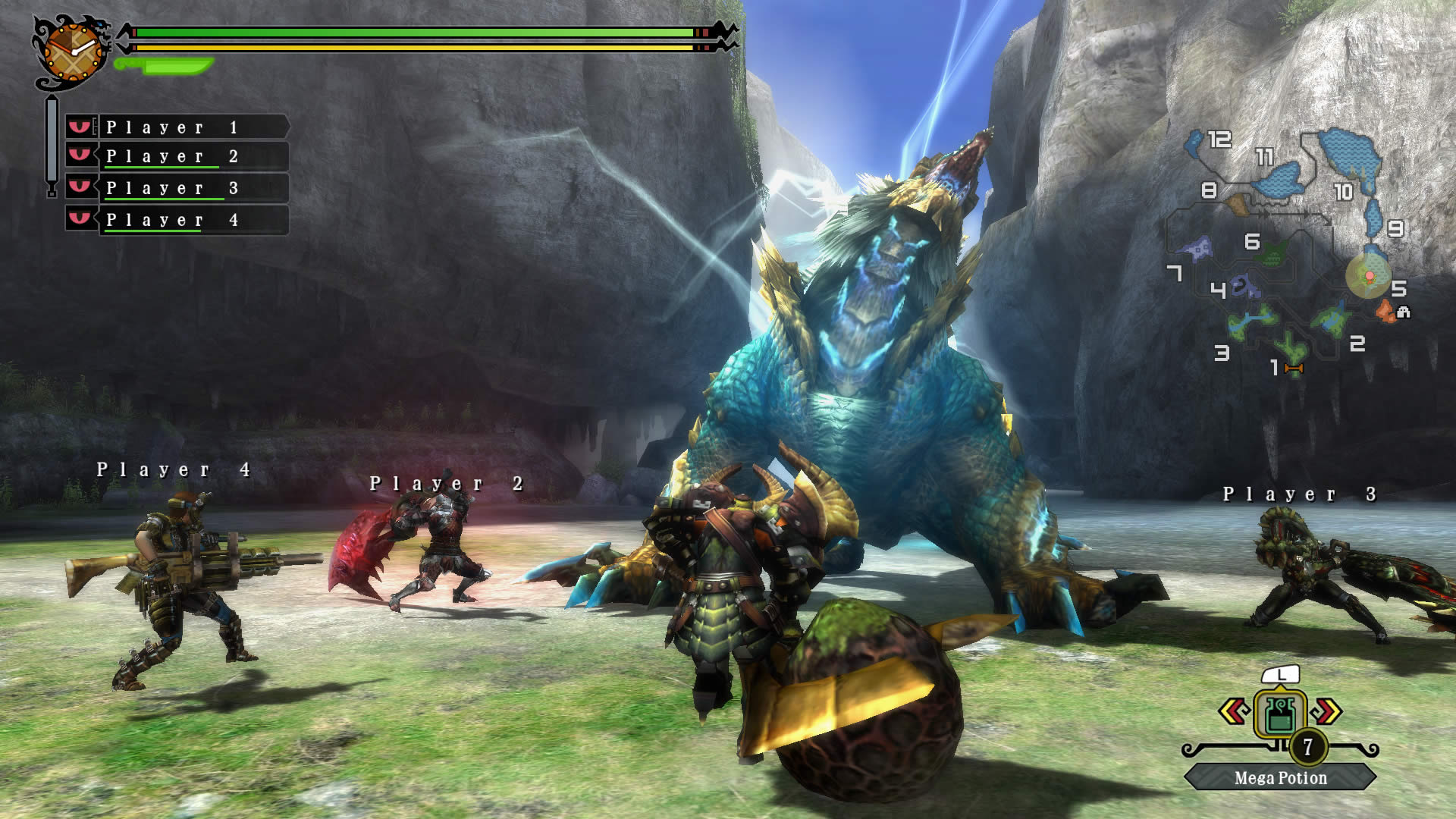 Most Viewed Monster Hunter 3 Ultimate Wallpapers 4k Wallpapers
