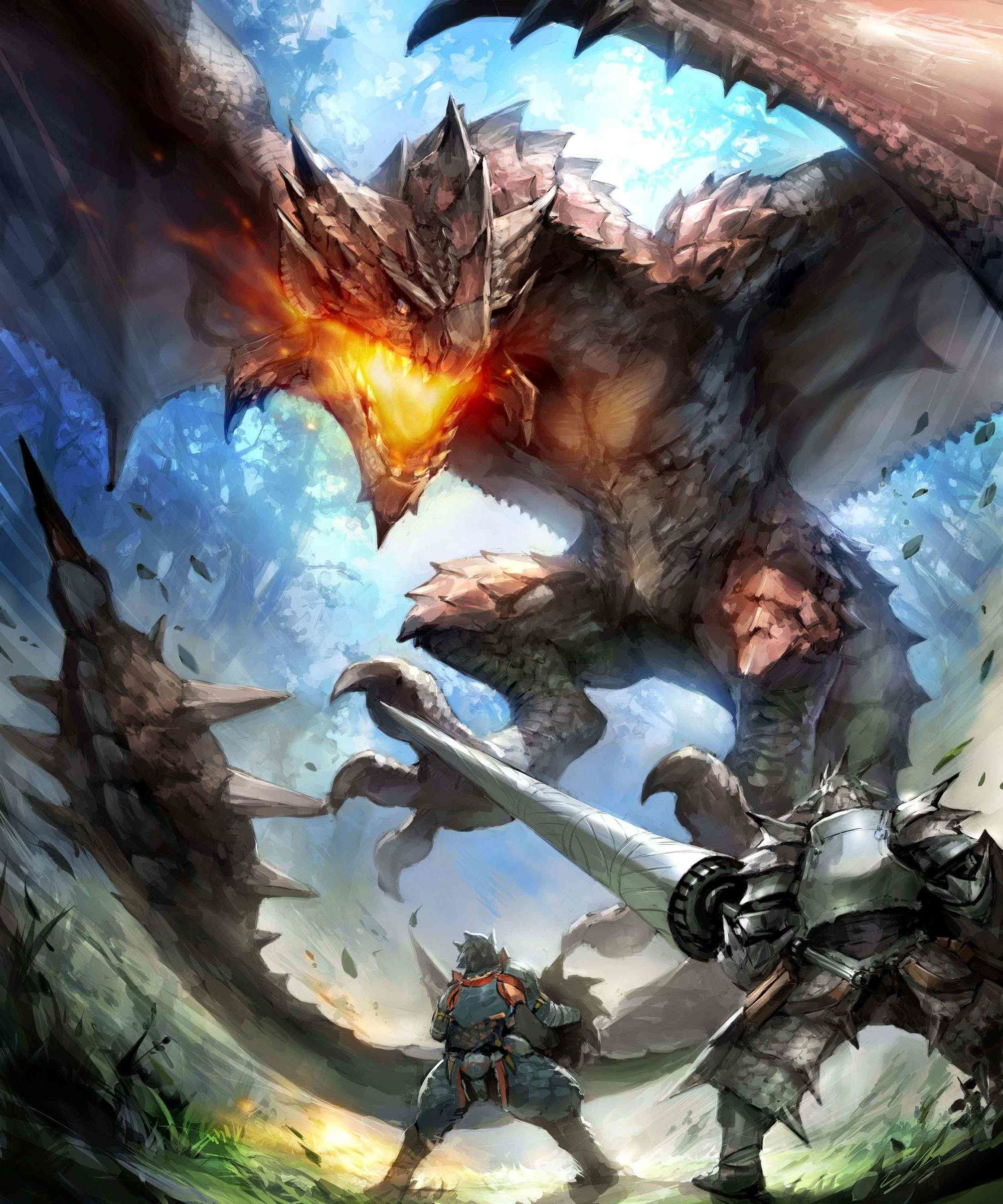 Monster Hunter Wallpapers Video Game Hq Monster Hunter Pictures