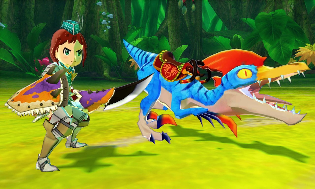 Nice wallpapers Monster Hunter Stories 1280x768px