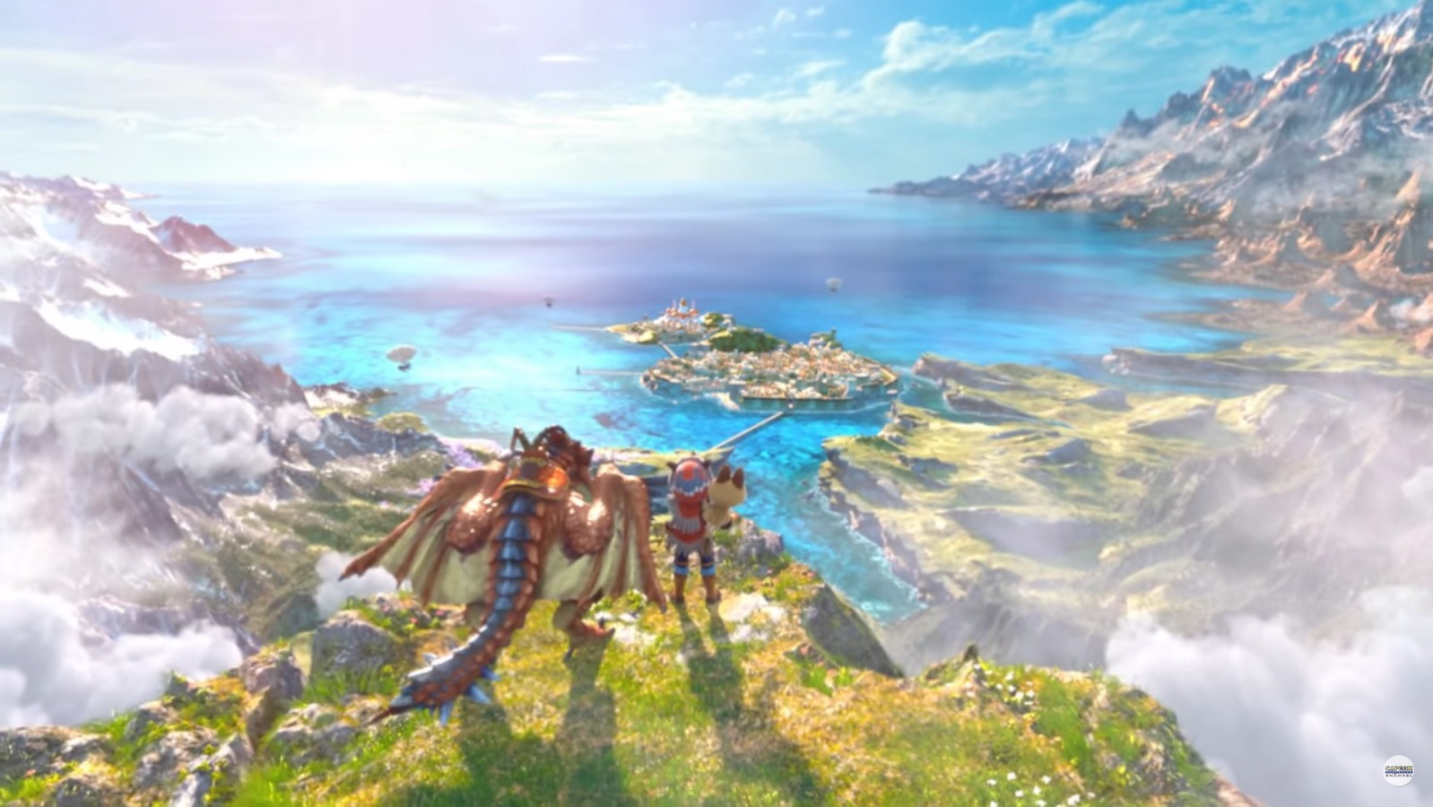 Amazing Monster Hunter Stories Pictures & Backgrounds