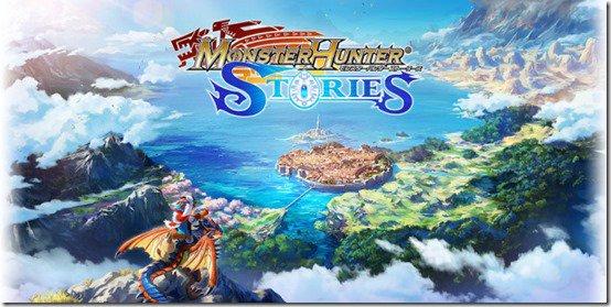 High Resolution Wallpaper | Monster Hunter Stories 554x279 px