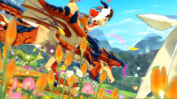 Monster Hunter Stories High Quality Background on Wallpapers Vista