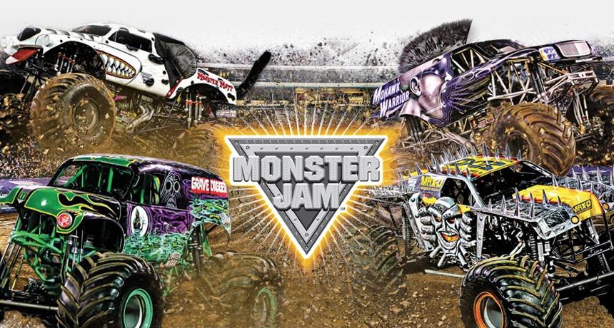 Most viewed Monster Jam wallpapers | 4K