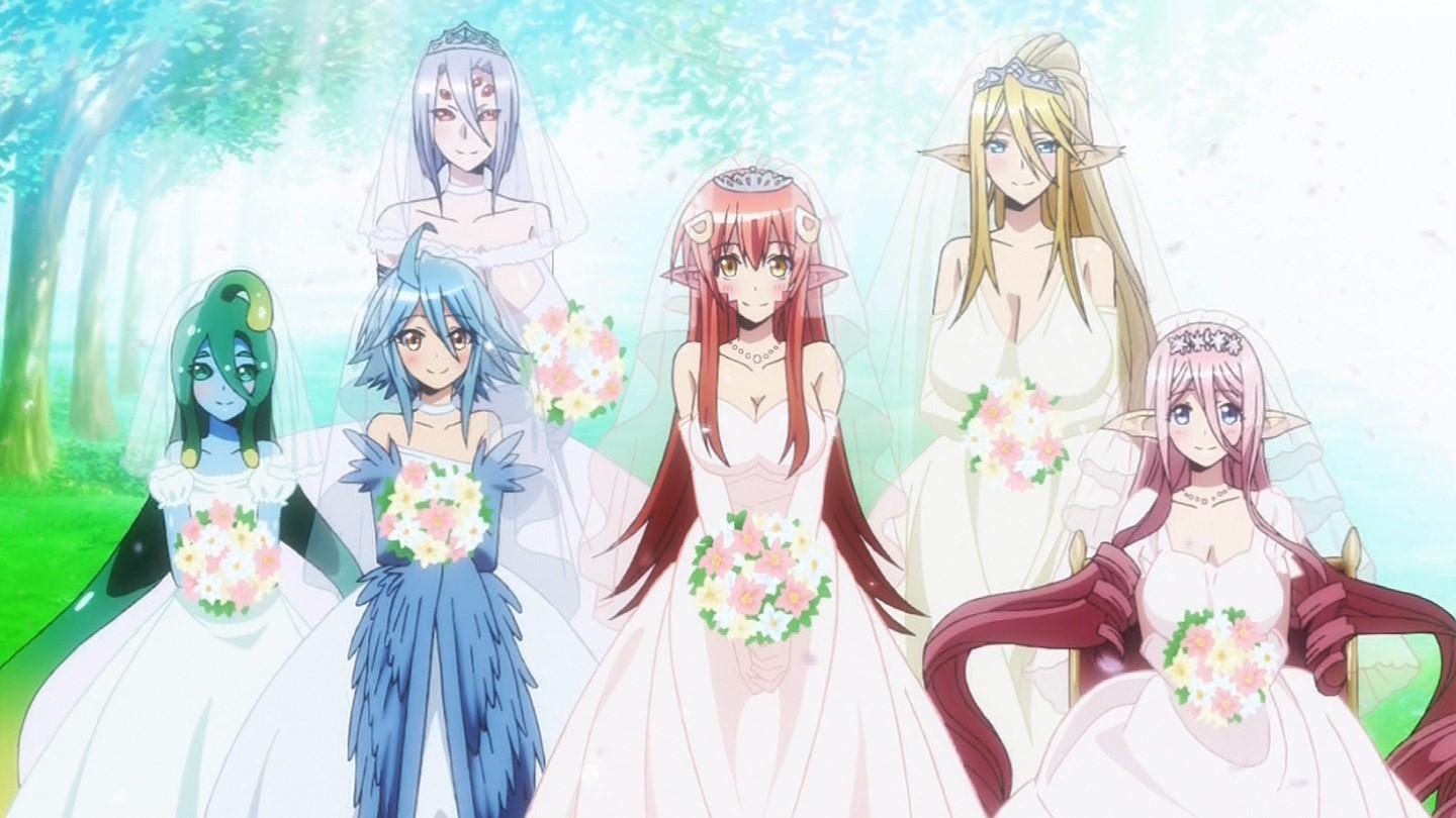 Monster Musume Wallpapers Anime Hq Monster Musume Pictures 4k