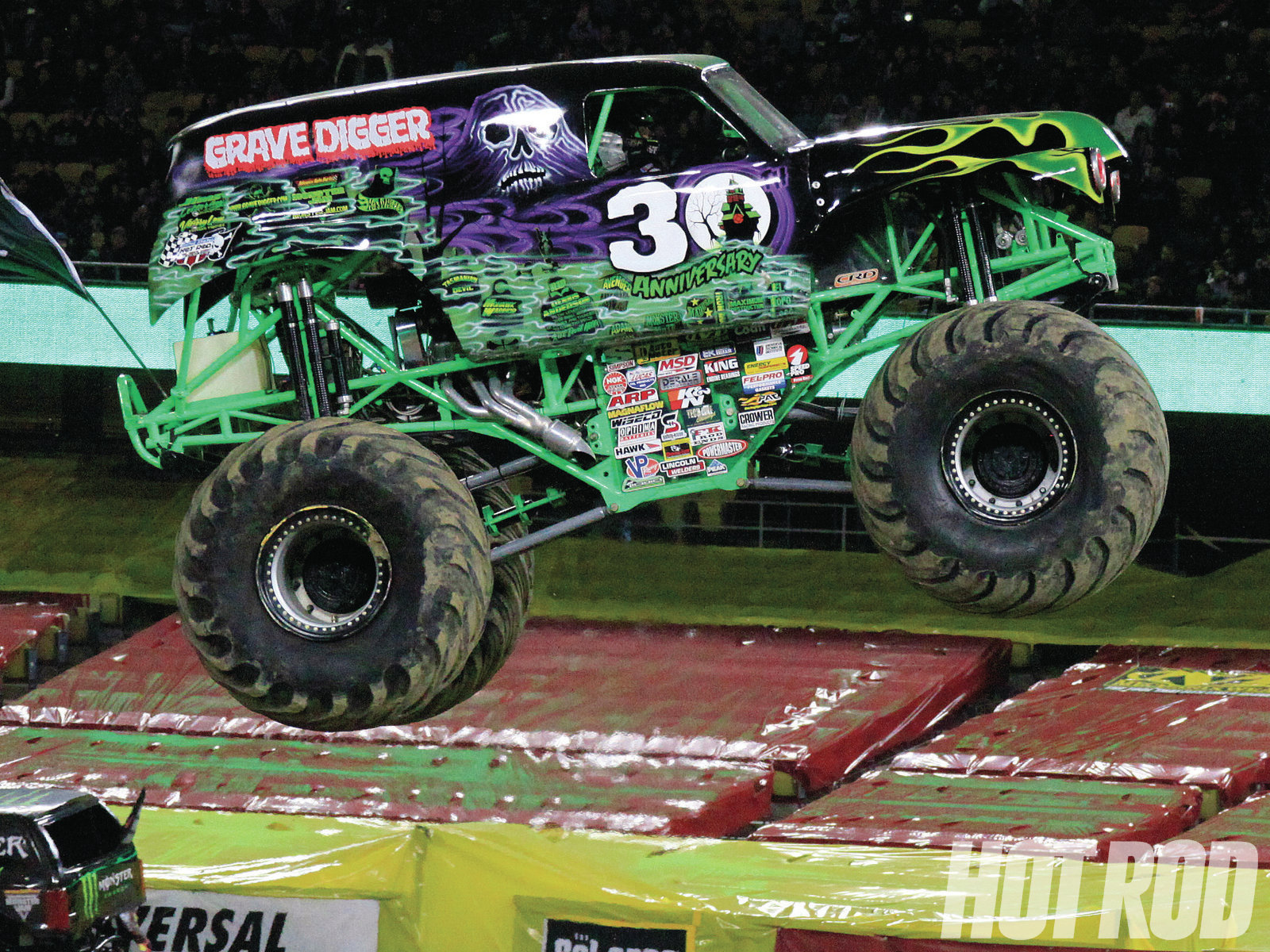 Most Viewed Monster Truck Wallpapers 4k Wallpapers