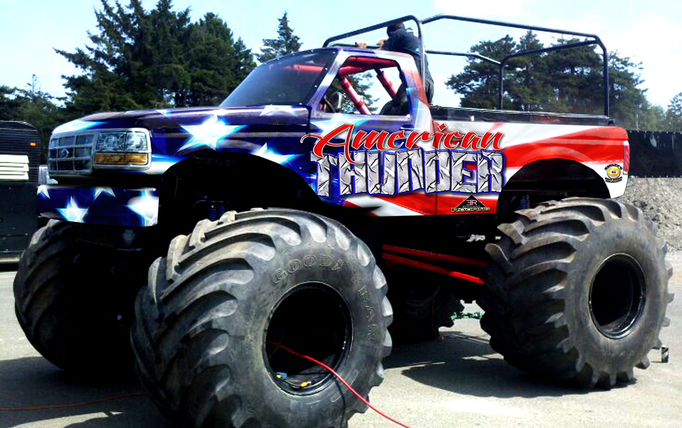 Most viewed Monster Truck wallpapers