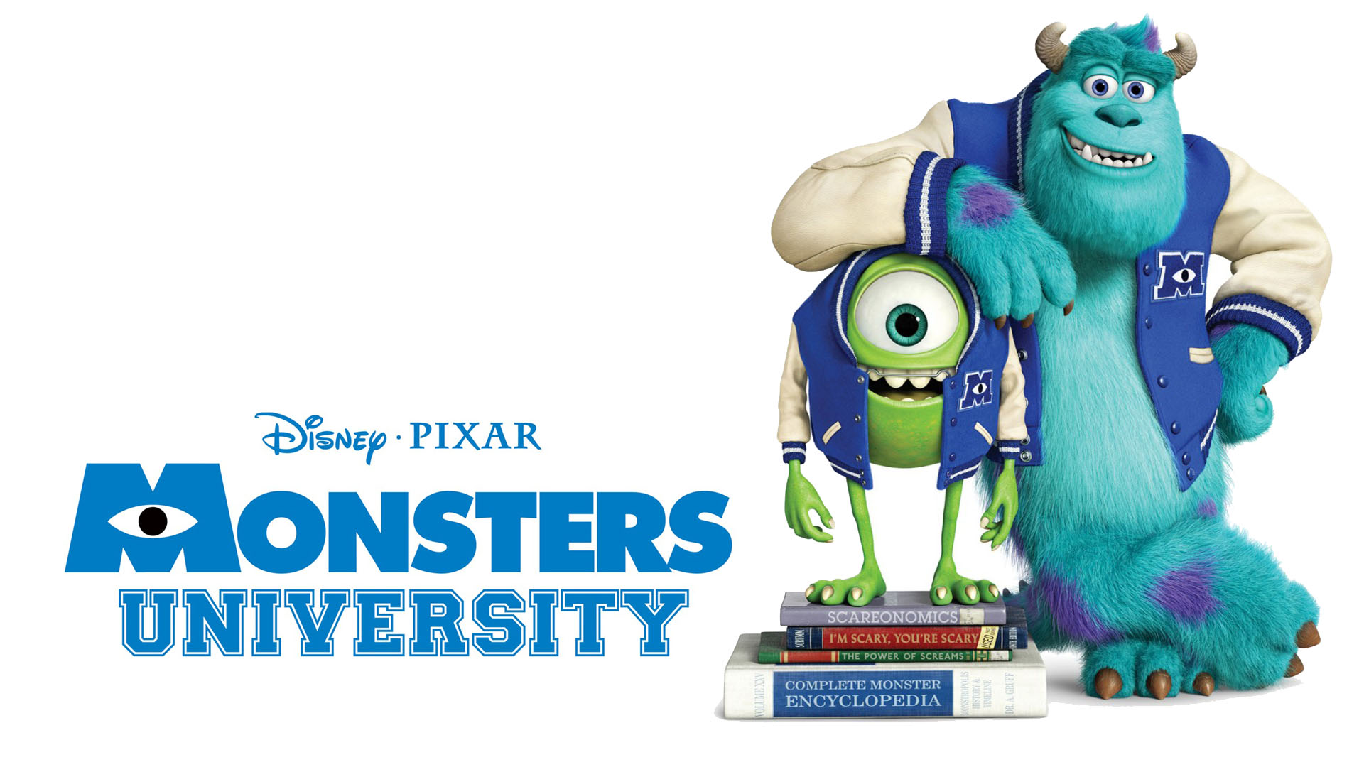 HQ Monsters Univeristy Wallpapers | File 257.31Kb