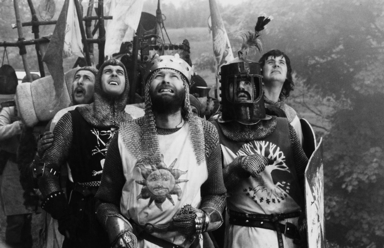 Monty Python And The Holy Grail #9