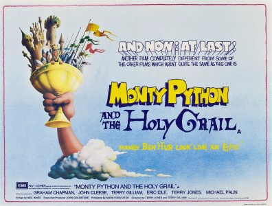 Images of Monty Python And The Holy Grail | 396x300