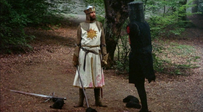 HD Quality Wallpaper | Collection: Movie, 845x468 Monty Python And The Holy Grail