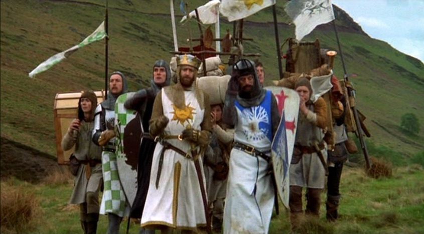Monty Python And The Holy Grail #15