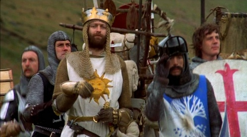 Images of Monty Python And The Holy Grail | 498x276