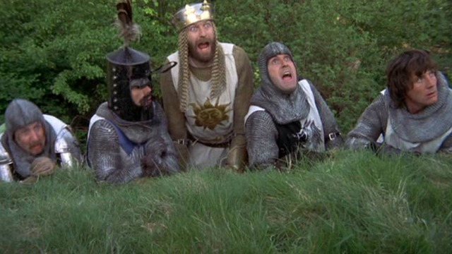 640x360 > Monty Python And The Holy Grail Wallpapers
