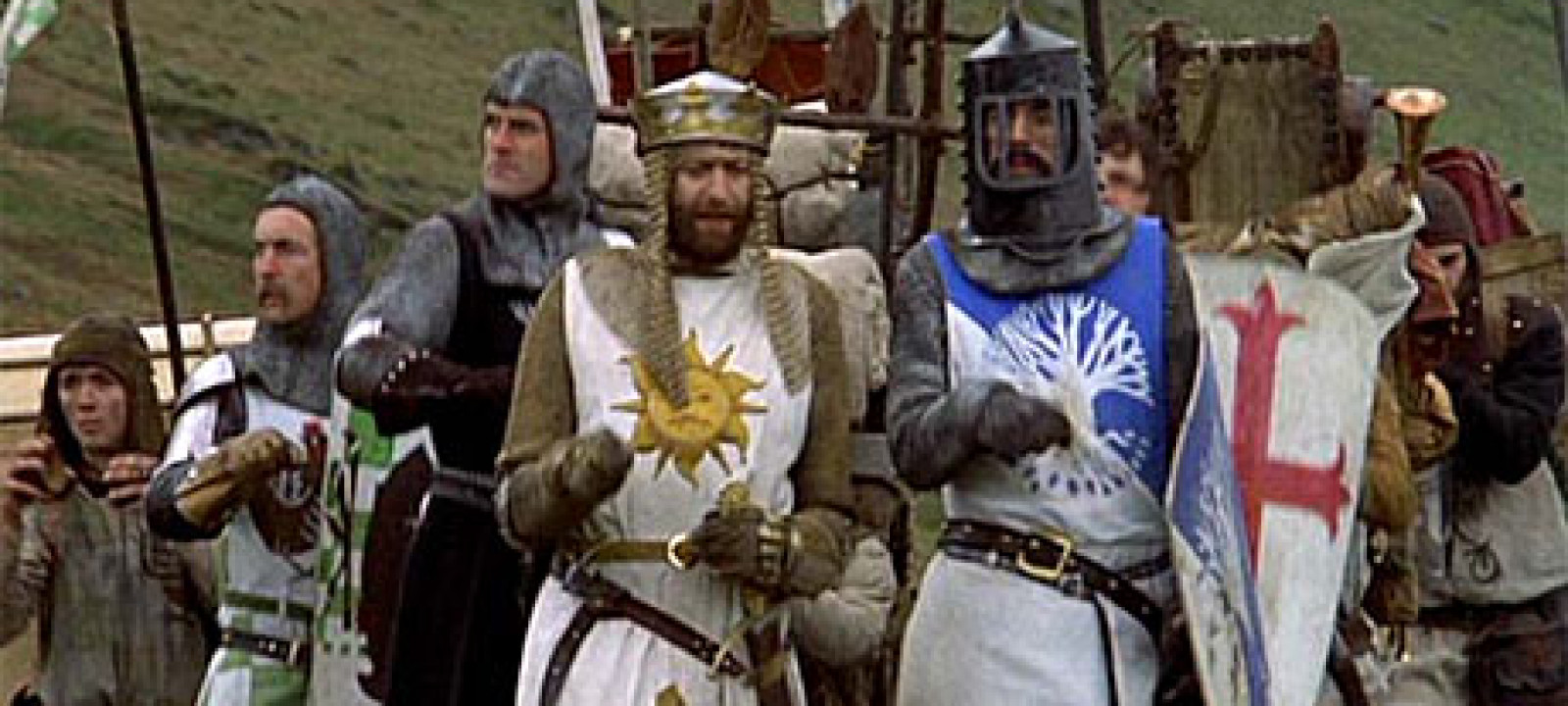 Nice wallpapers Monty Python And The Holy Grail 1600x720px