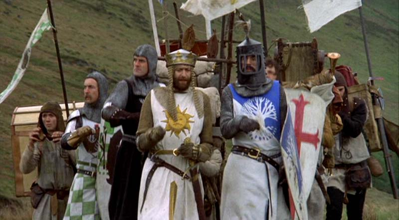 Monty Python And The Holy Grail #18