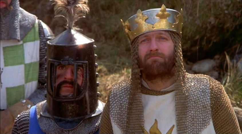 Monty Python And The Holy Grail #24