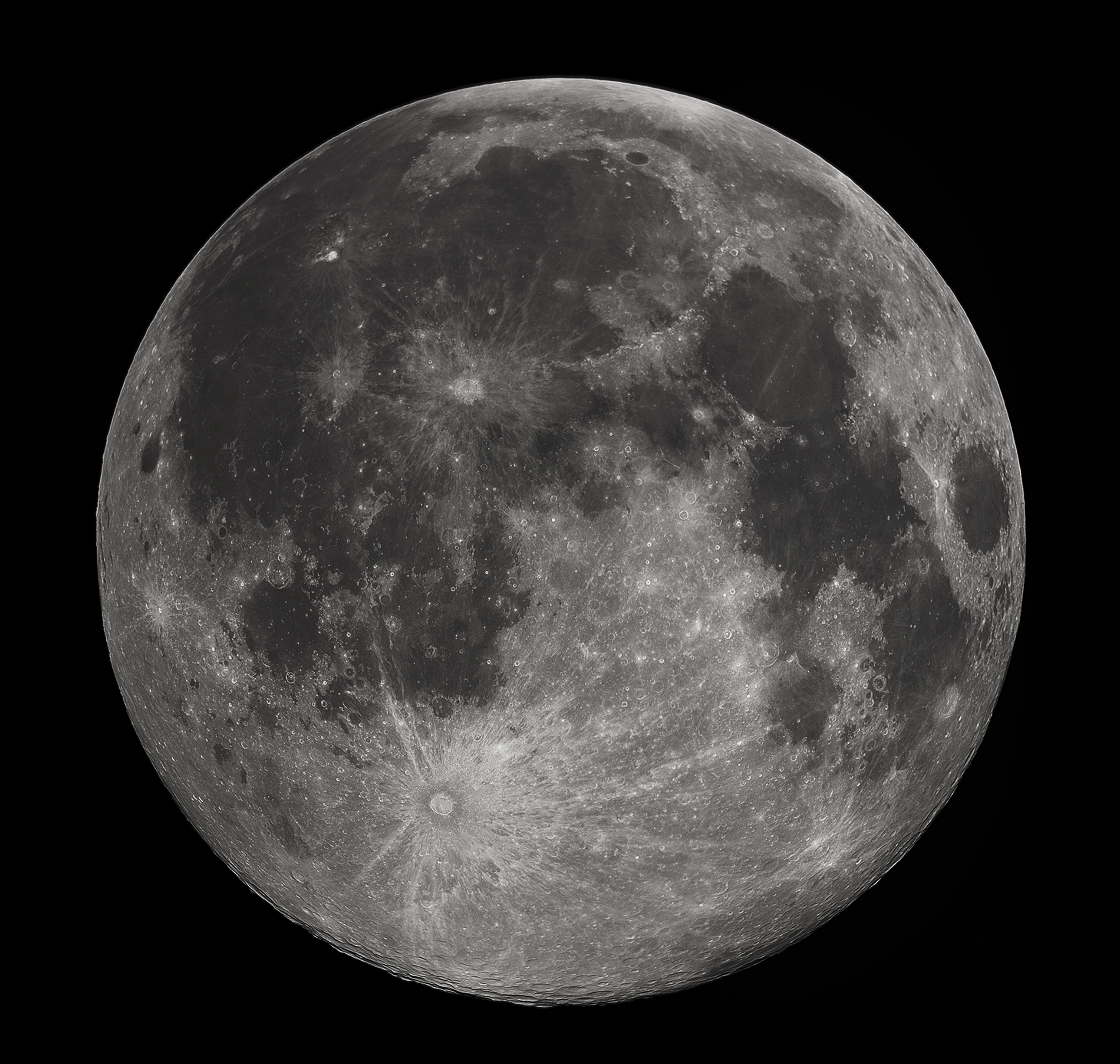 Nice wallpapers Moon 2580x2452px