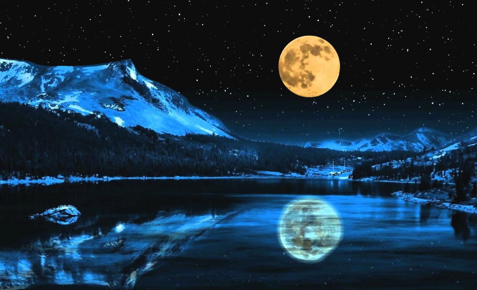 HQ Moon Wallpapers | File 294.96Kb