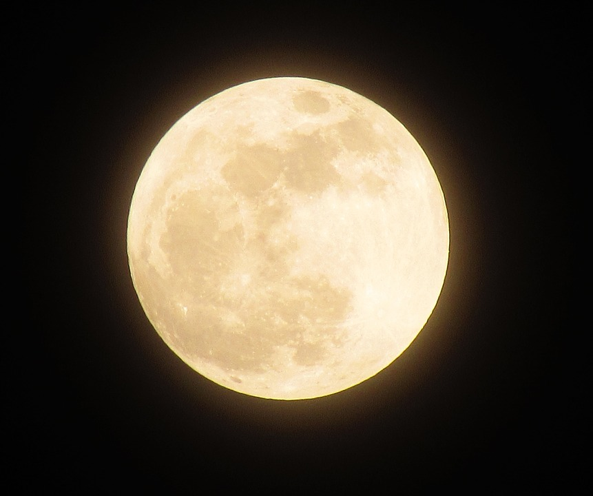 861x720 > Moon Wallpapers