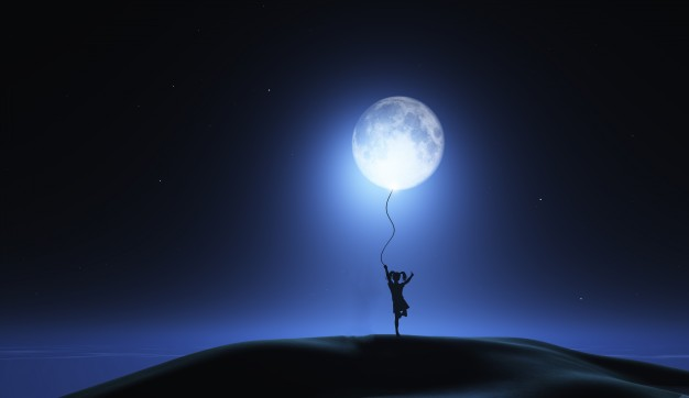 Nice wallpapers Moon 626x362px