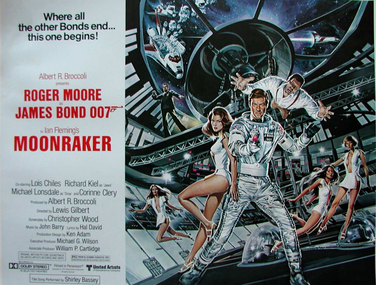 Moonraker Backgrounds on Wallpapers Vista
