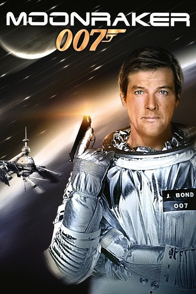 HD Quality Wallpaper   Collection: Movie, 400x600 Moonraker