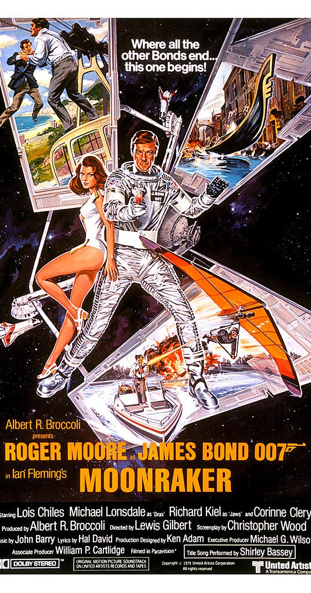 HD Quality Wallpaper   Collection: Movie, 630x1200 Moonraker