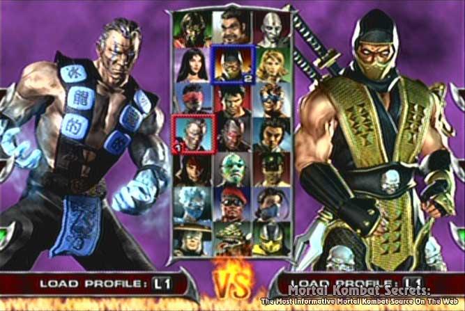 Mortal kombat deadly alliance download   freegamesland.