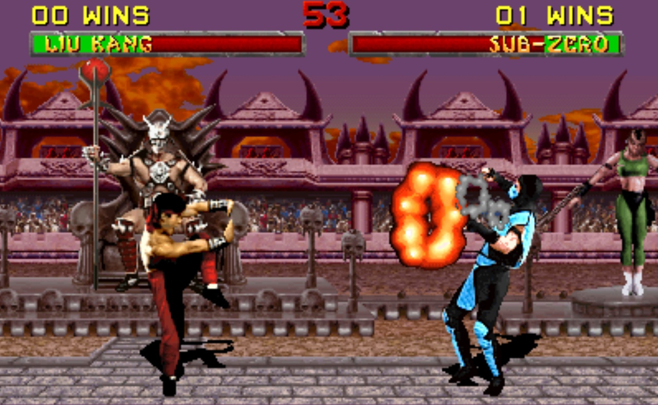 Most Viewed Mortal Kombat Ii Wallpapers 4k Wallpapers