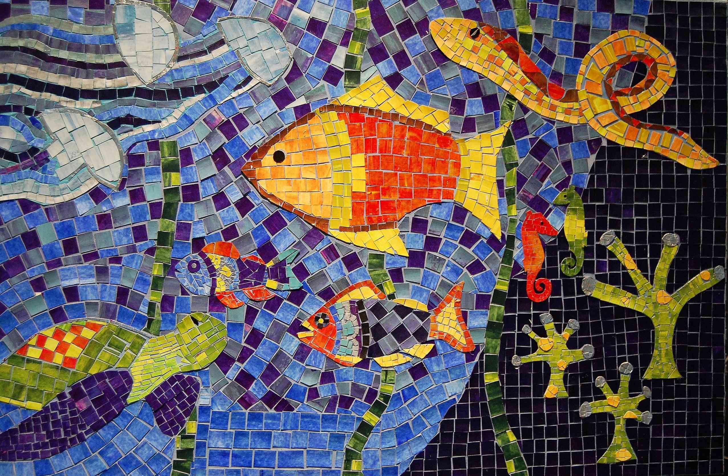 Mosaic #7