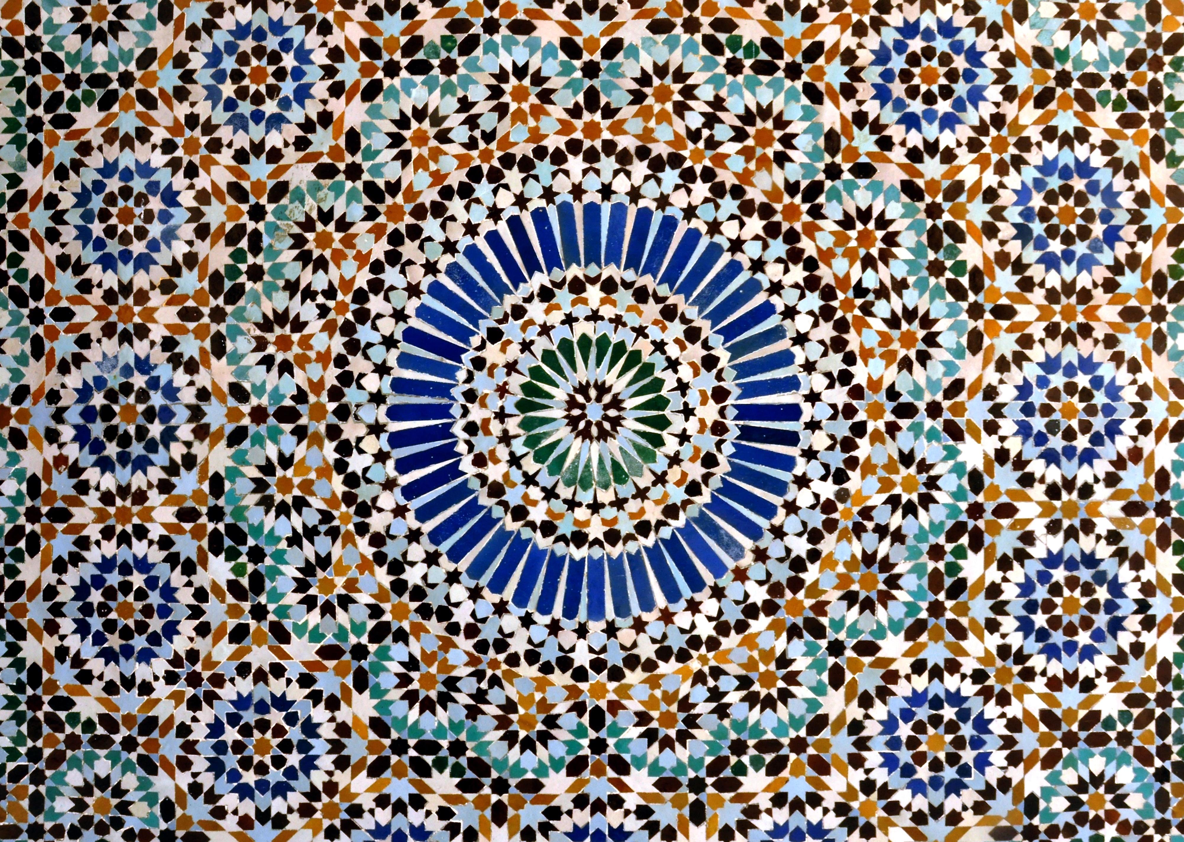 4004x2848 > Mosaic Wallpapers