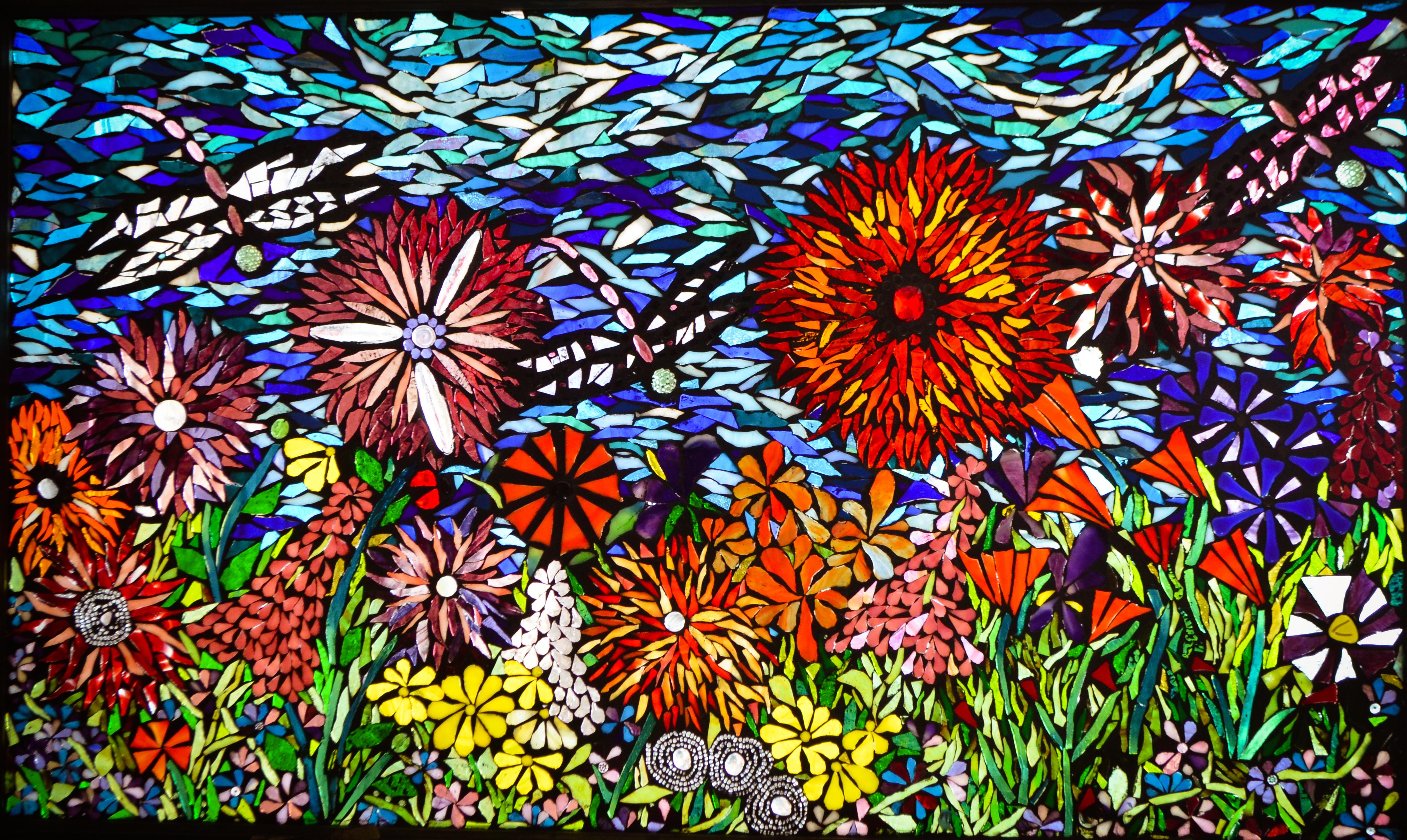 High Resolution Wallpaper | Mosaic 4235x2529 px