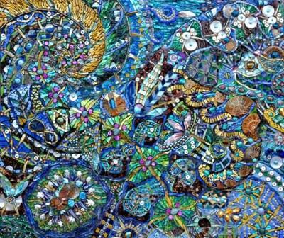 High Resolution Wallpaper | Mosaic 400x336 px