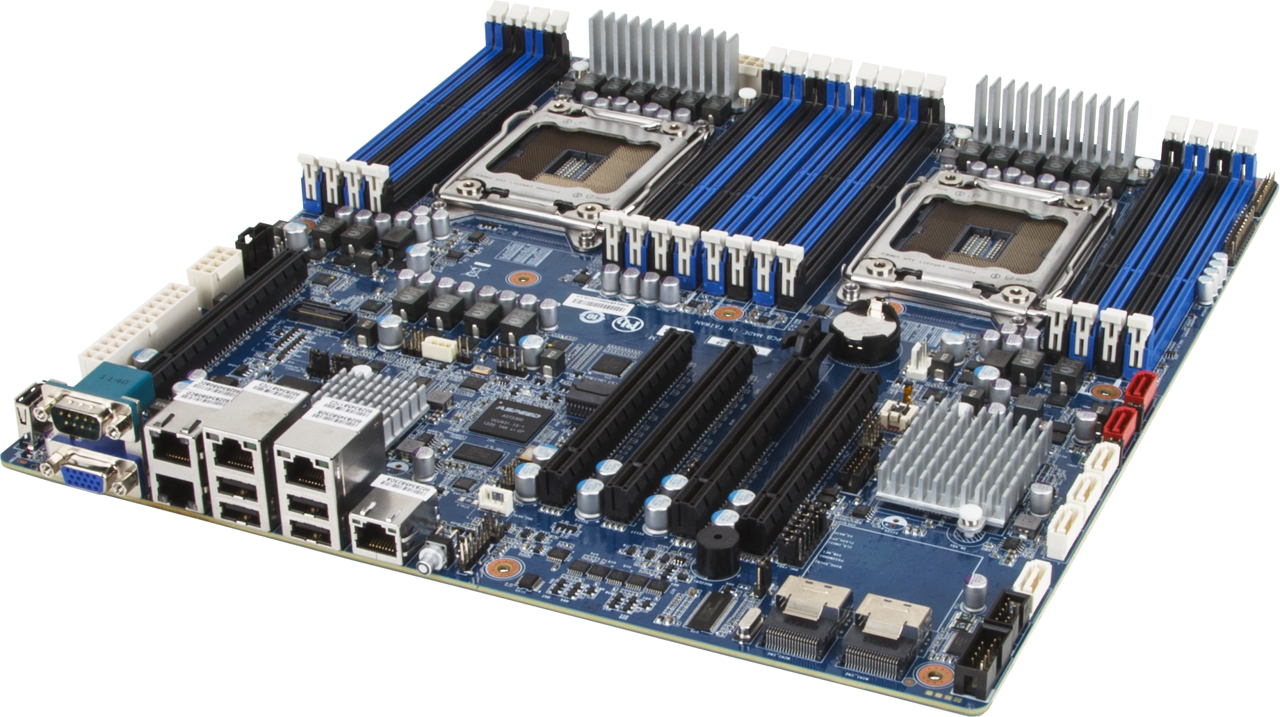 HD Quality Wallpaper | Collection: Technology, 1841x1031 Motherboard