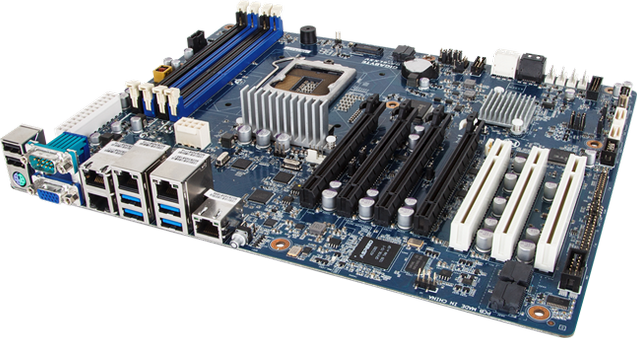 HD Quality Wallpaper | Collection: Technology, 1280x679 Motherboard