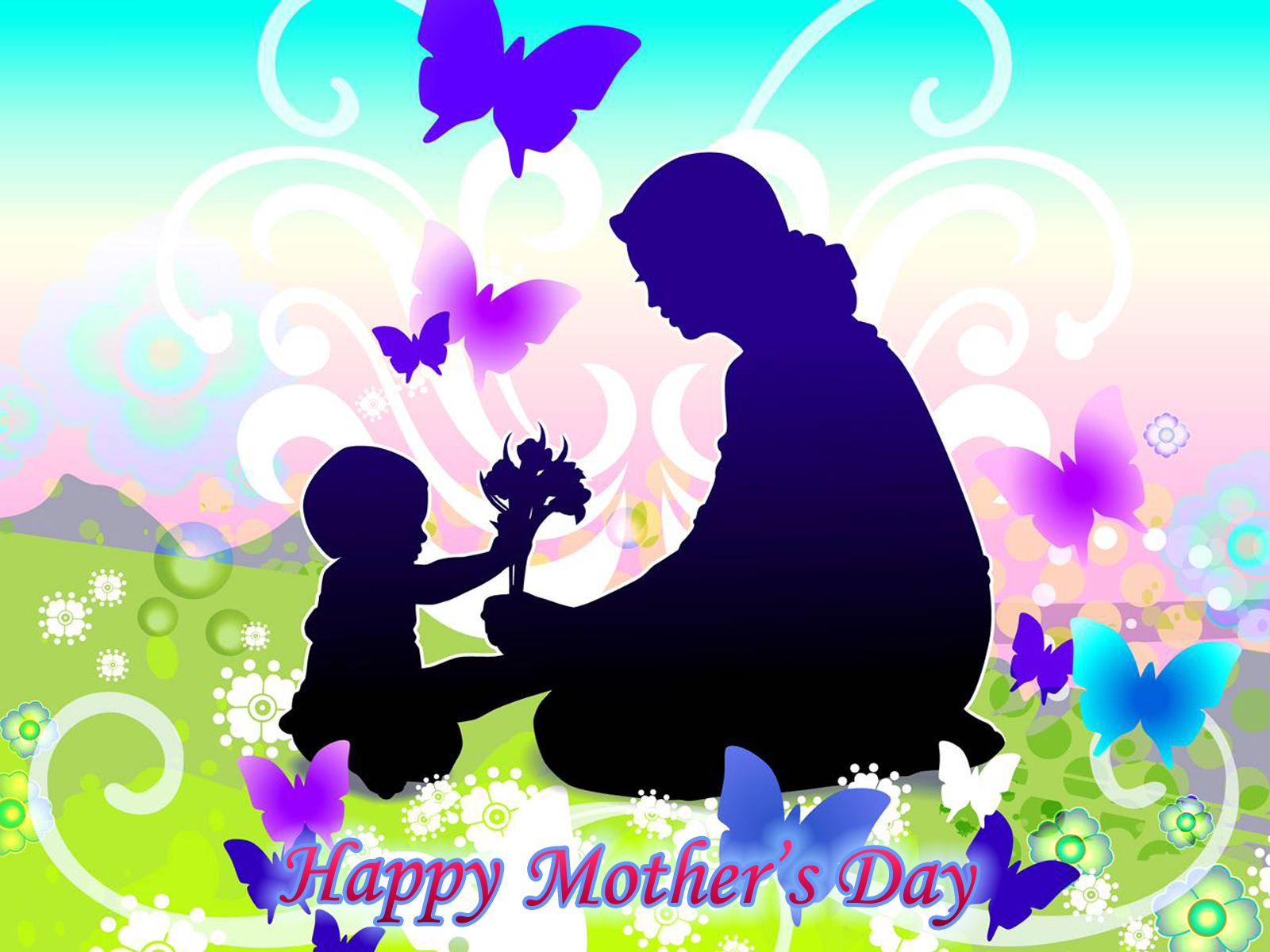 Amazing Mother's Day Pictures & Backgrounds