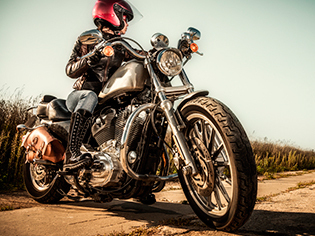 Nice Images Collection: Motorcycle Desktop Wallpapers