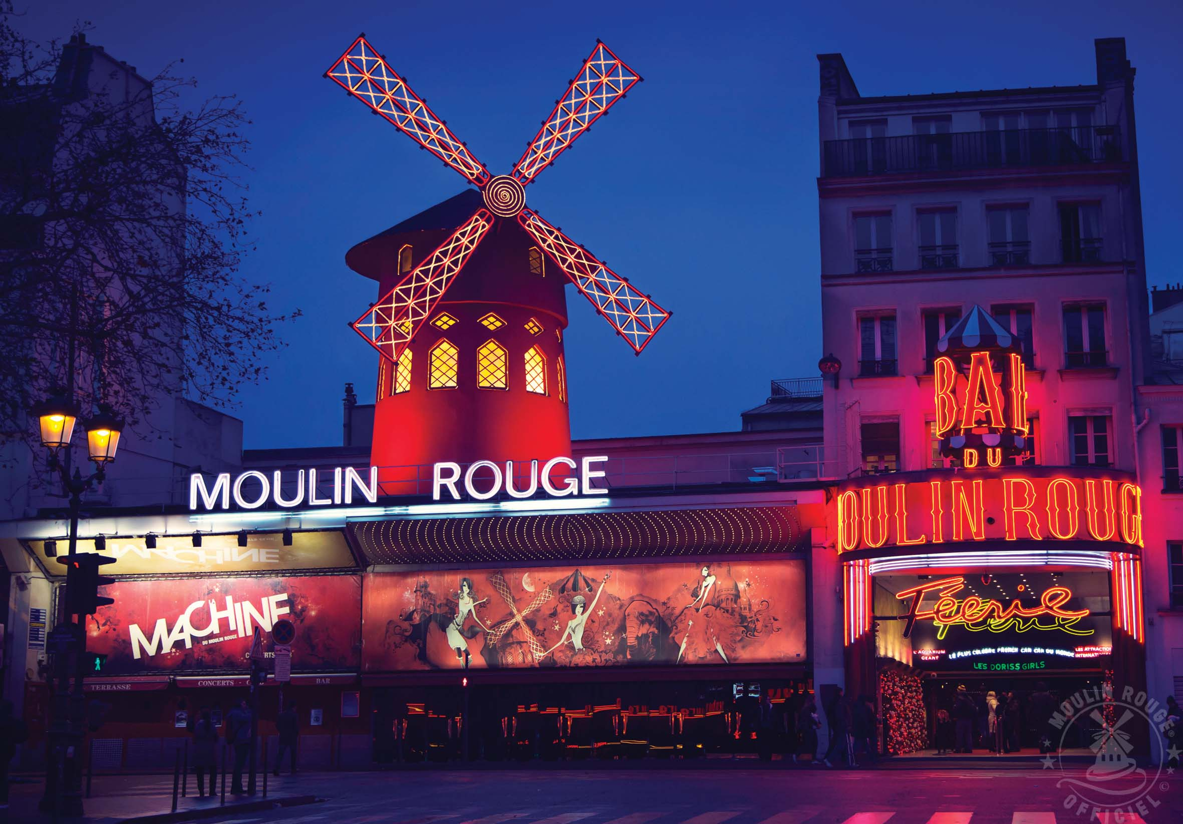 Moulin Rouge! High Quality Background on Wallpapers Vista
