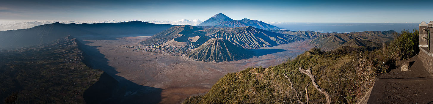 Images of Mount Bromo | 1456x350