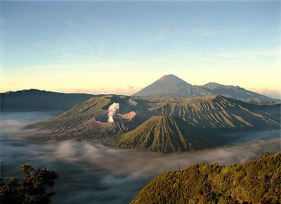 Nice Images Collection: Mount Bromo Desktop Wallpapers