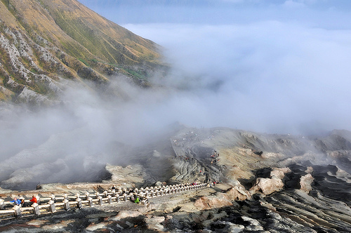 Images of Mount Bromo | 500x332